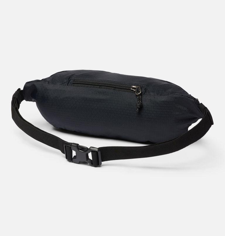 Lightweight Packable Hip Pack | 010 | O/S Leichte, verstaubare Bauchtasche, Black, back