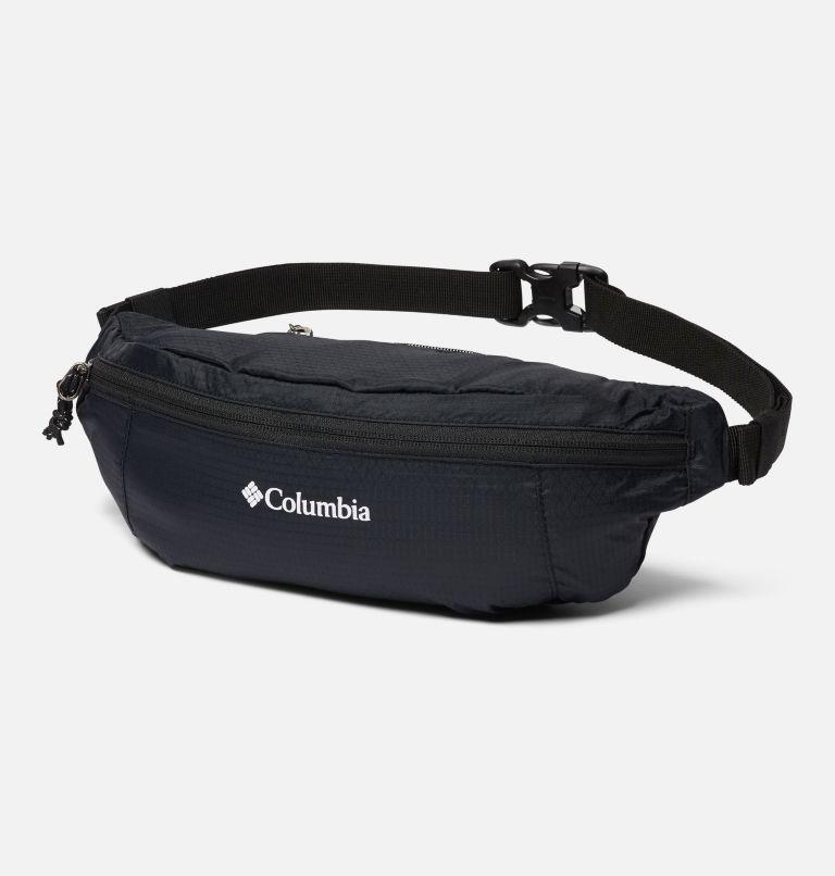Lightweight Packable Hip Pack | 010 | O/S Leichte, verstaubare Bauchtasche, Black, front