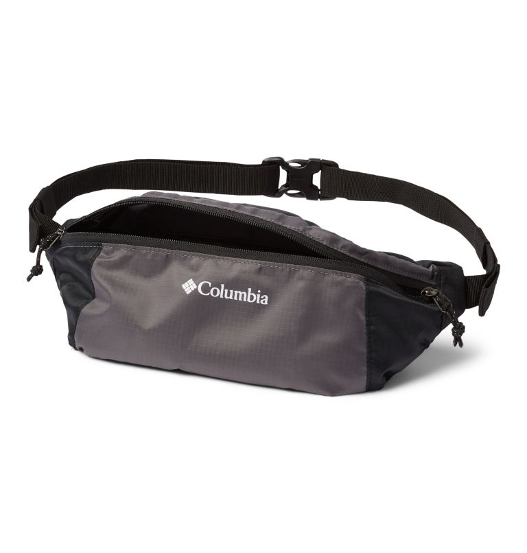 Lightweight Packable Hip Pack | 023 | O/S Lightweight Packable Hip Pack, City Grey, Black, a1
