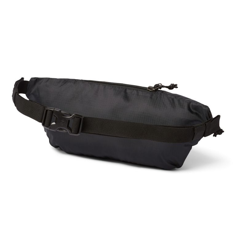 Lightweight Packable Hip Pack | 023 | O/S Lightweight Packable Hip Pack, City Grey, Black, back