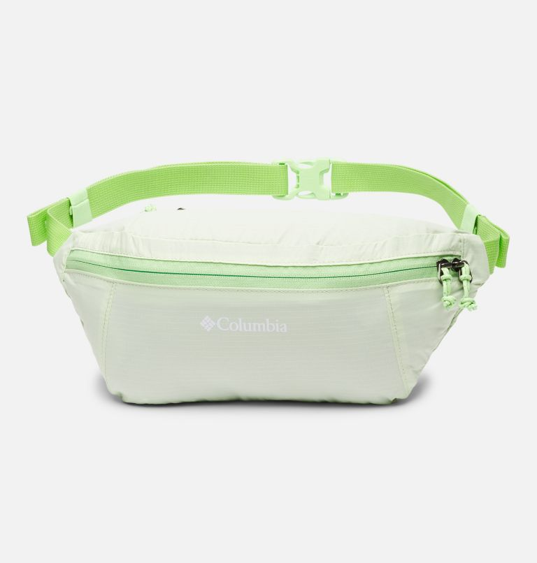 Lightweight Packable Hip Pack   313   O/S Lightweight Packable Hip Pack, Light Lime, front