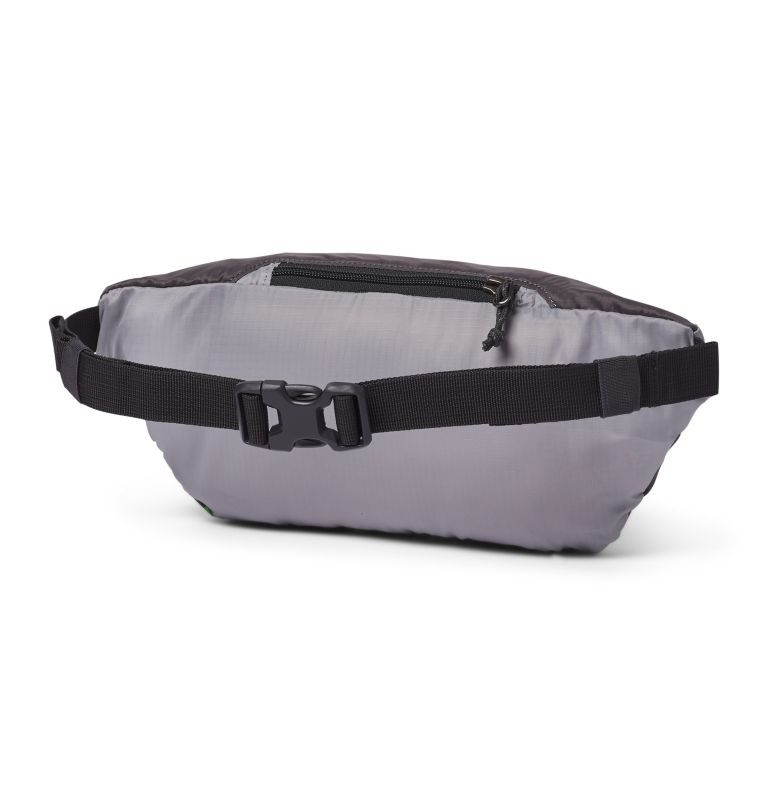 Lightweight Packable Hip Pack | 349 | O/S Sac Banane Compactable Léger, Green Boa, City Grey, back