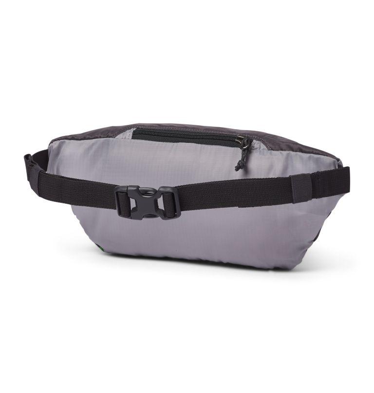 Lightweight Packable Hip Pack | 349 | O/S Marsupio leggero comprimibile, Green Boa, City Grey, back