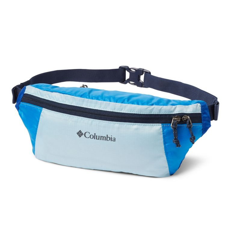 Lightweight Packable Hip Pack | 427 | O/S Lightweight Packable Hip Pack, Sky Blue, Azure Blue, front