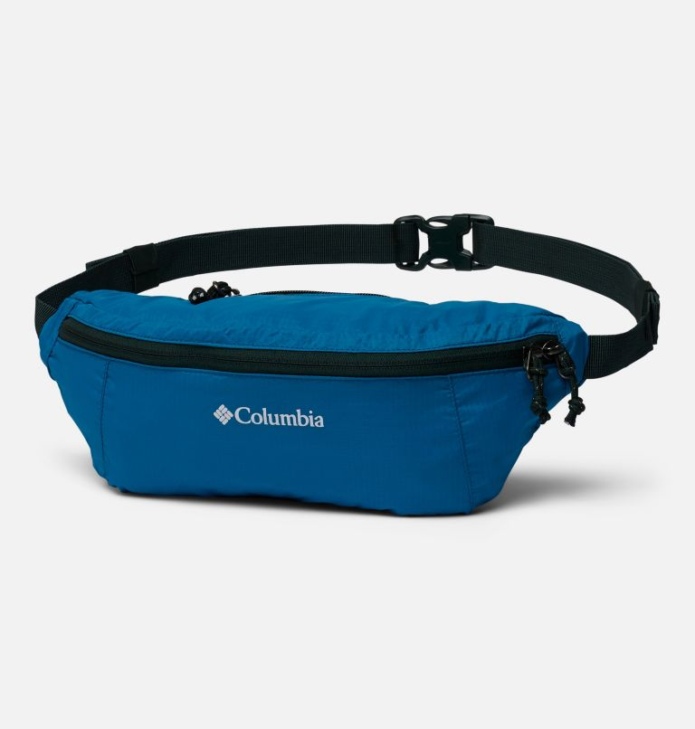 Lightweight Packable Hip Pack   462   O/S Lightweight Packable Hip Pack, Fjord Blue, front