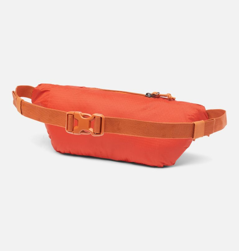 Lightweight Packable Hip Pack | 844 | O/S Lightweight Packable Hip Pack, Flame, back