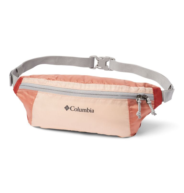 Lightweight Packable Hip Pack | 870 | O/S Sac ceinture compressible léger, Peach Cloud, Cedar Blush, front