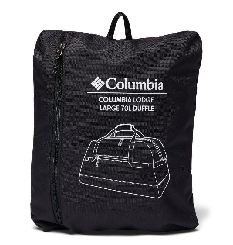 Columbia Lodge™ Large 70L Duffle | 010 | O/S Columbia Lodge™ Large 70L Duffle, Black, a1