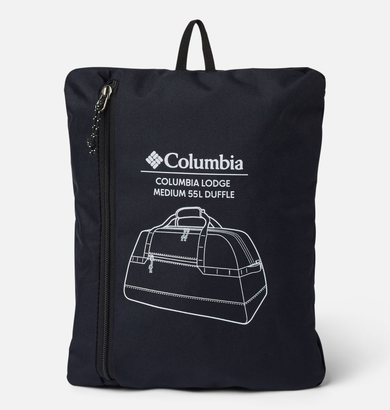 Columbia Lodge™ Medium 55L Duffle | 010 | O/S Columbia Lodge™ Medium 55L Duffle, Black, a1