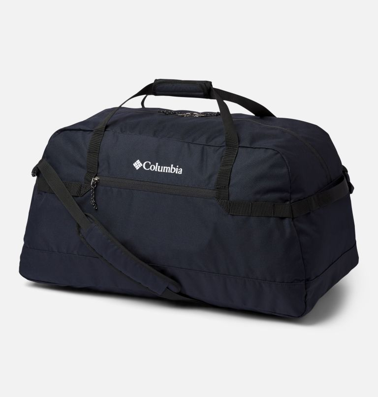 Columbia Lodge™ Medium 55L Duffle | 010 | O/S Columbia Lodge™ Medium 55L Duffle, Black, front