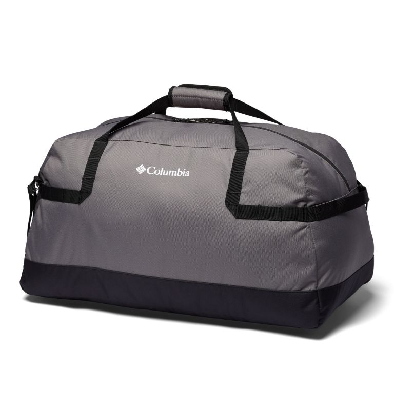 Columbia Lodge™ Medium 55L Duffle | 023 | O/S Columbia Lodge™ Medium 55L Duffle, City Grey, Black, back