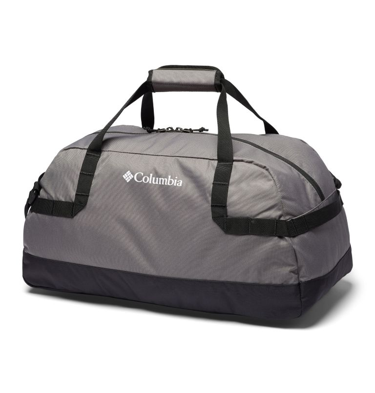 Columbia Lodge™ Small 35L Duffle | 023 | O/S Columbia Lodge™ Small 35L Duffle, City Grey, Black, back