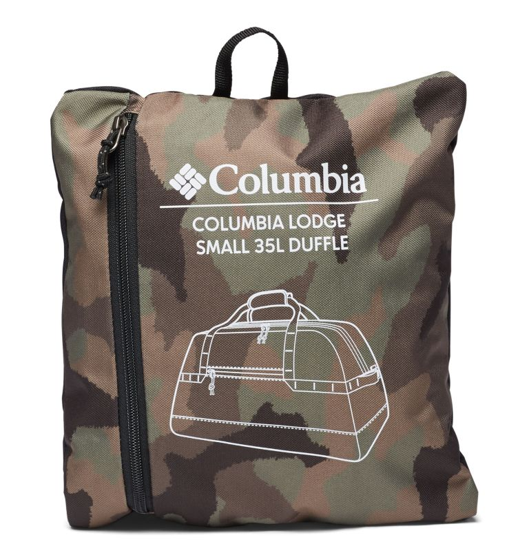 Columbia Lodge™ Small 35L Duffle | 316 | O/S Columbia Lodge™ Small 35L Duffle, Cypress Camo, Black, a1