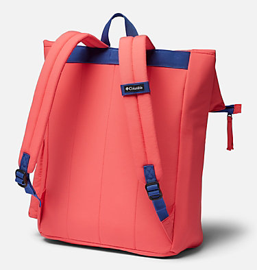 Columbia™ Popo 22L Backpack Columbia™ Popo 22L Backpack | 010 | O/S, Bright Geranium, back