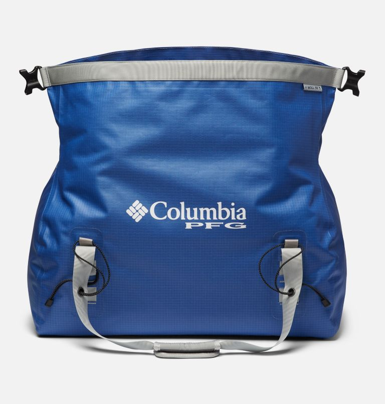 Force XII™ 65L Rolltop Duffle | 487 | O/S Force XII™ 65L Rolltop Duffle, Vivid Blue, Cool Grey, a1