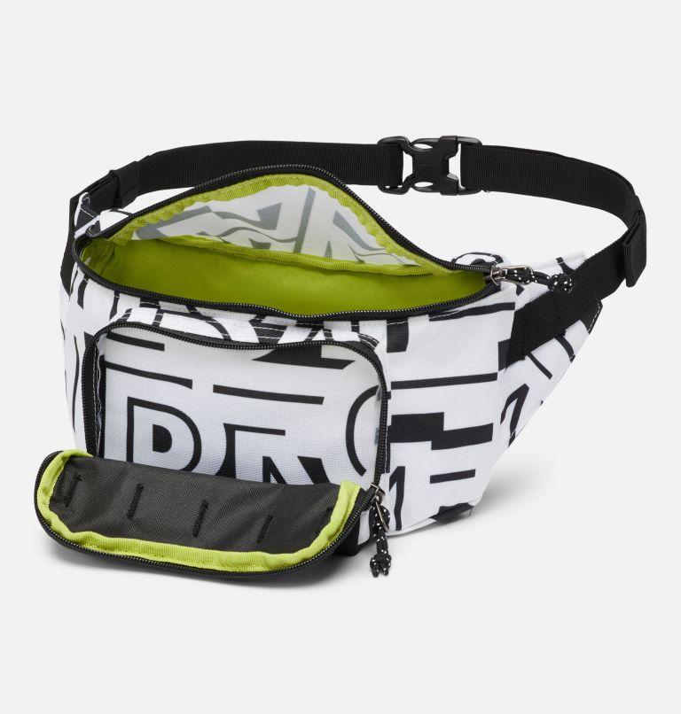 Zigzag™ Hip Pack   100   O/S Sac ceinture Zigzag™, White Typo, Black, a1