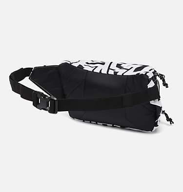 Zigzag™ 1L Hip Pack Zigzag™ Hip Pack | 011 | O/S, White Typo, Black, back