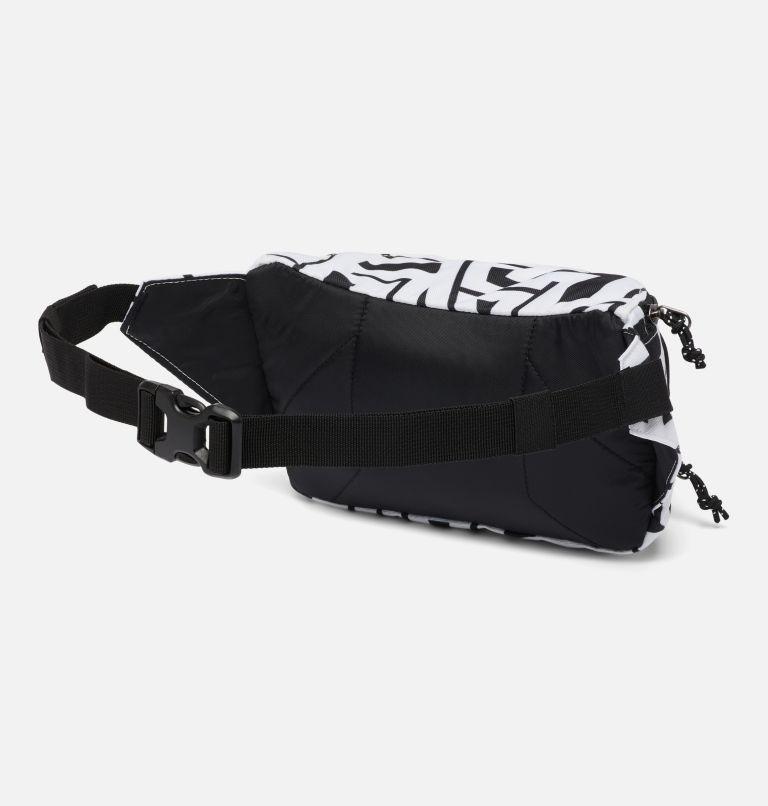 Zigzag™ Hip Pack | 100 | O/S Sac ceinture Zigzag™, White Typo, Black, back