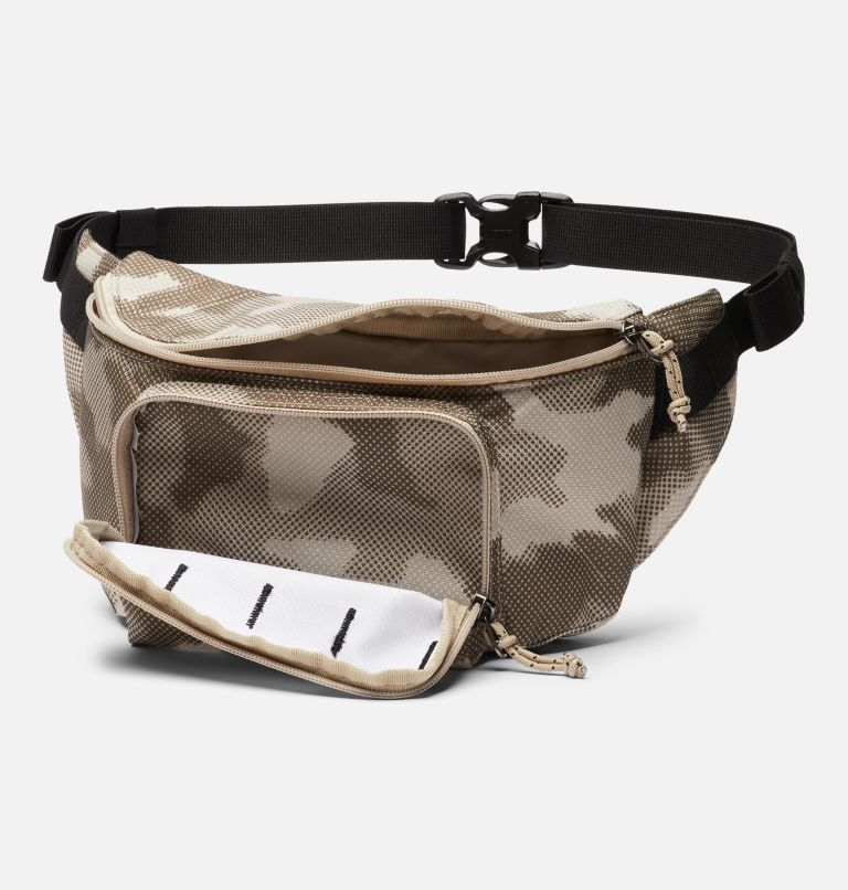 Zigzag™ Hip Pack   271   O/S Zigzag™ 1L Hip Pack, Ancient Fossil Spotted Camo, a1