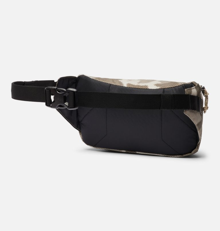 Zigzag™ Hip Pack   271   O/S Zigzag™ 1L Hip Pack, Ancient Fossil Spotted Camo, back