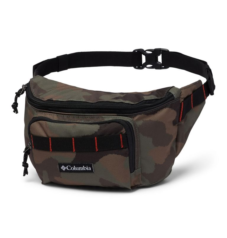 Zigzag™ Hip Pack | 316 | O/S Zigzag™ 1L Hip Pack, Cypress Camo, Black, front