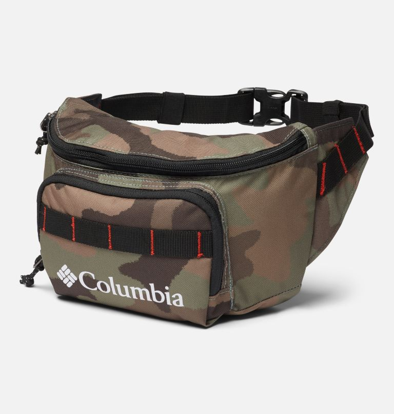 Zigzag™ Hip Pack | 317 | O/S Zigzag™ 1L Hip Pack, Cypress Camo, Black, front