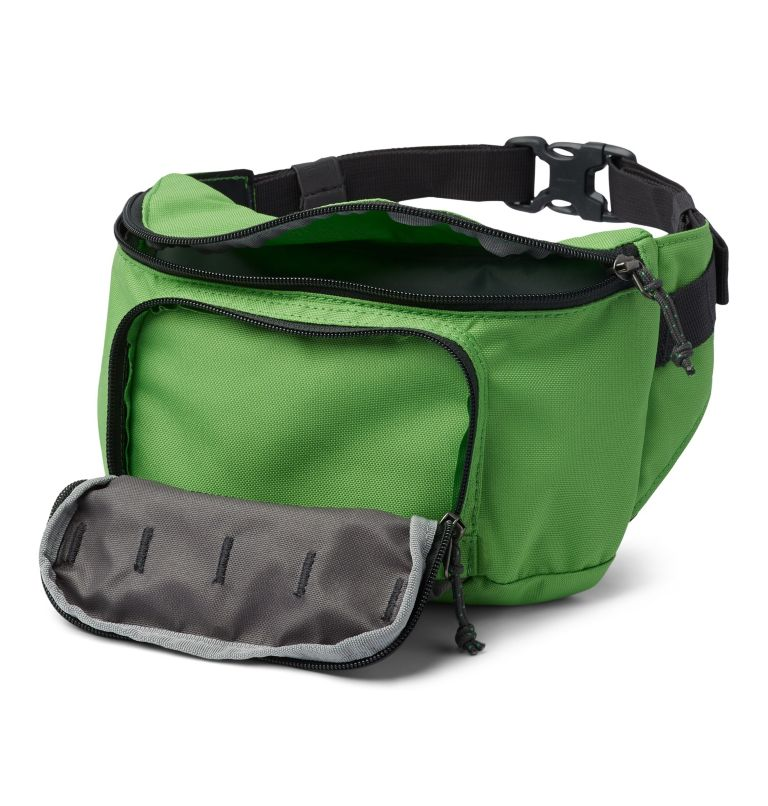 Zigzag™ Hip Pack | 349 | O/S Marsupio Zigzag™, Green Boa, City Grey, a1