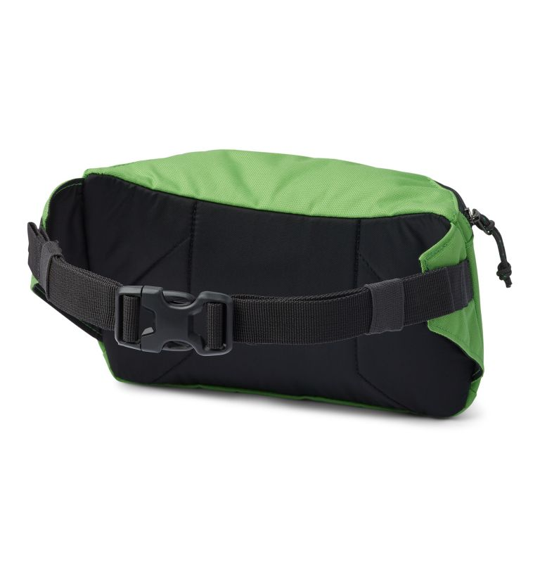 Zigzag™ Hip Pack | 349 | O/S Marsupio Zigzag™, Green Boa, City Grey, back