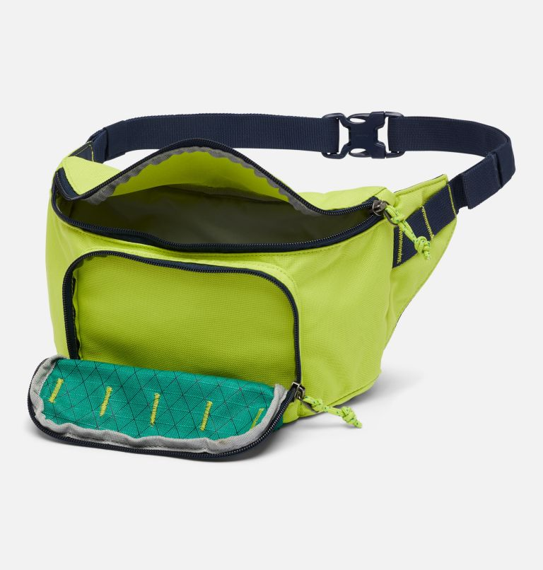 Zigzag™ Hip Pack | 386 | O/S Zigzag™ Hip Pack, Bright Chartreuse, Emerald Green, a1