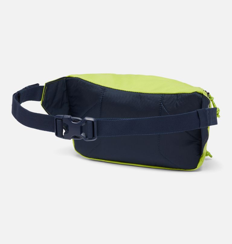 Zigzag™ Hip Pack | 386 | O/S Riñonera Zigzag™, Bright Chartreuse, Emerald Green, back