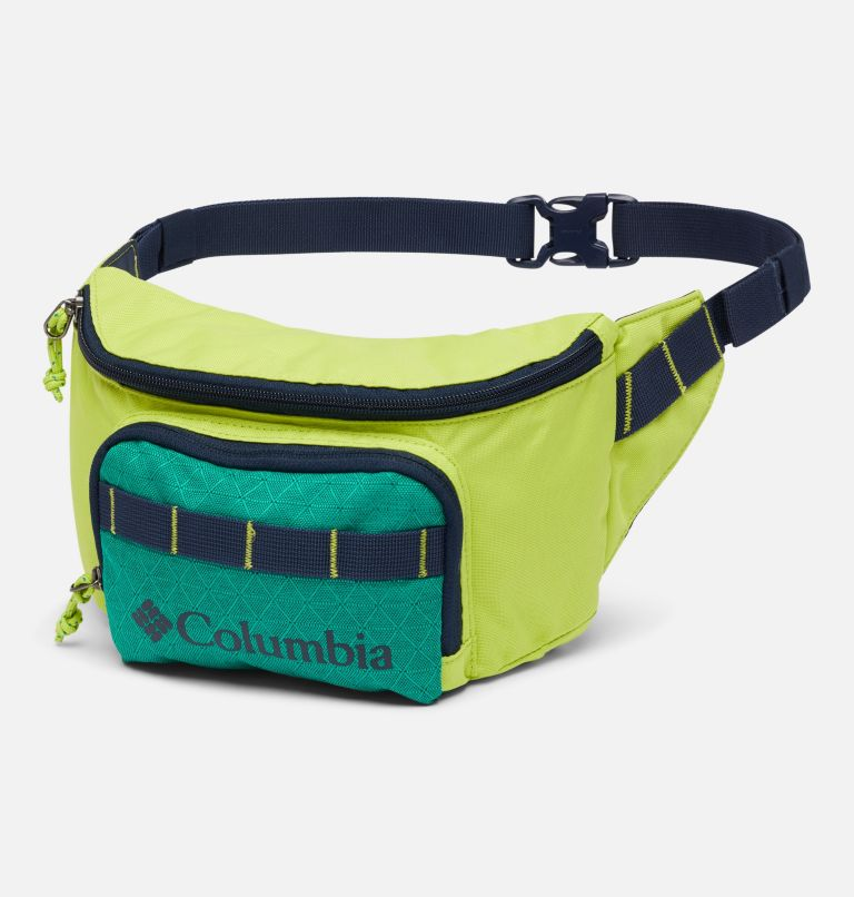 Zigzag™ Hip Pack | 386 | O/S Zigzag™ Hip Pack, Bright Chartreuse, Emerald Green, front