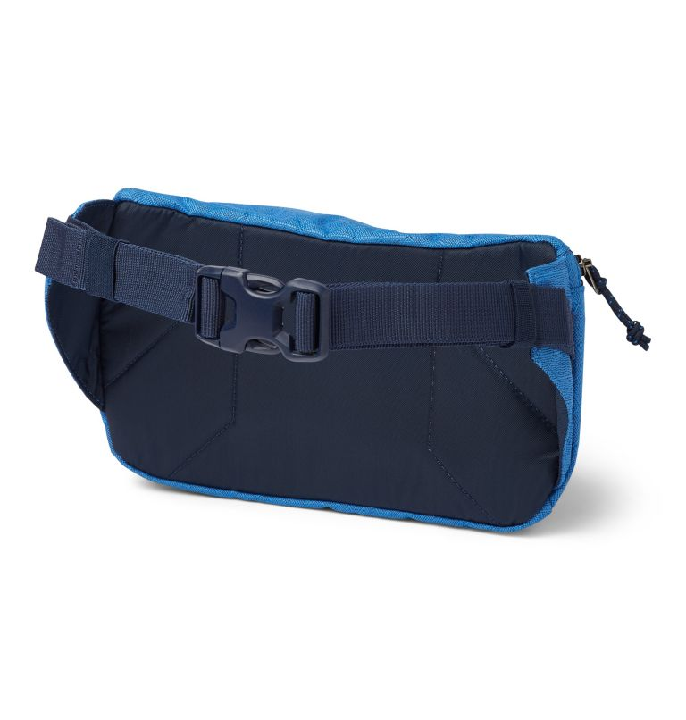 Zigzag™ Hip Pack | 463 | O/S Zigzag™ 1L Hip Pack, Azure Blue, Azul, back