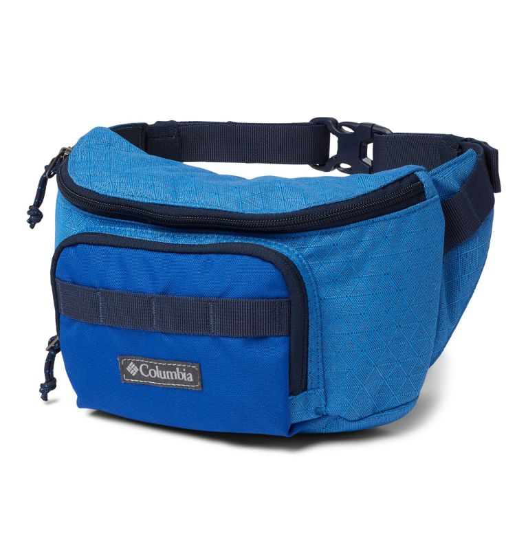 Zigzag™ Hip Pack | 463 | O/S Zigzag™ 1L Hip Pack, Azure Blue, Azul, front