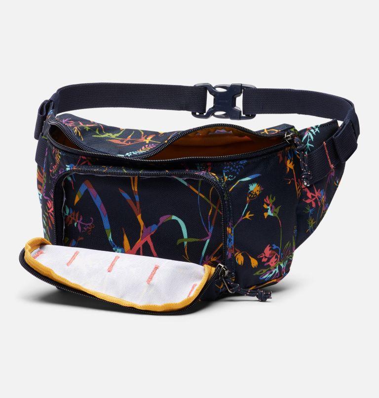 Zigzag™ Hip Pack | 472 | O/S Zigzag™ 1L Hip Pack, Dark Nocturnal Art Bouquet, a1