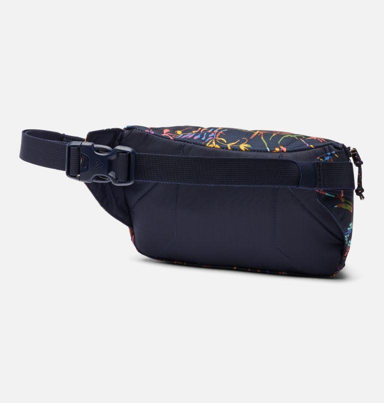 Zigzag™ Hip Pack   472   O/S Sac ceinture Zigzag™, Dark Nocturnal Art Bouquet, back