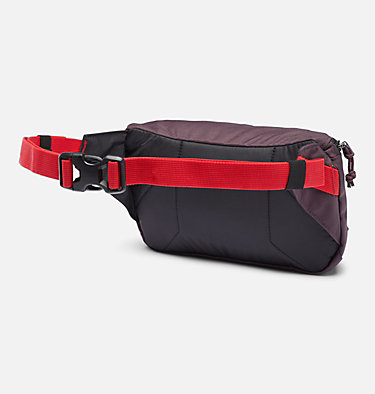 Zigzag™ Hip Pack Zigzag™ Hip Pack | 463 | O/S, Dark Purple, Black, back