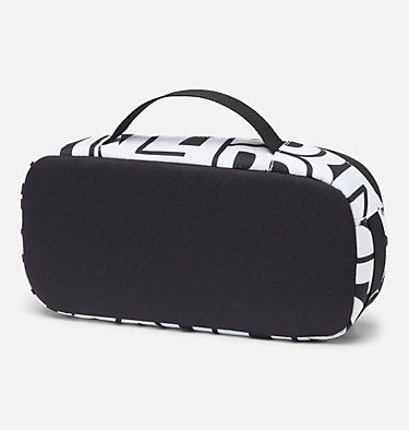 Accessory Case Accessory Case | 011 | O/S, Black, White Typo, back