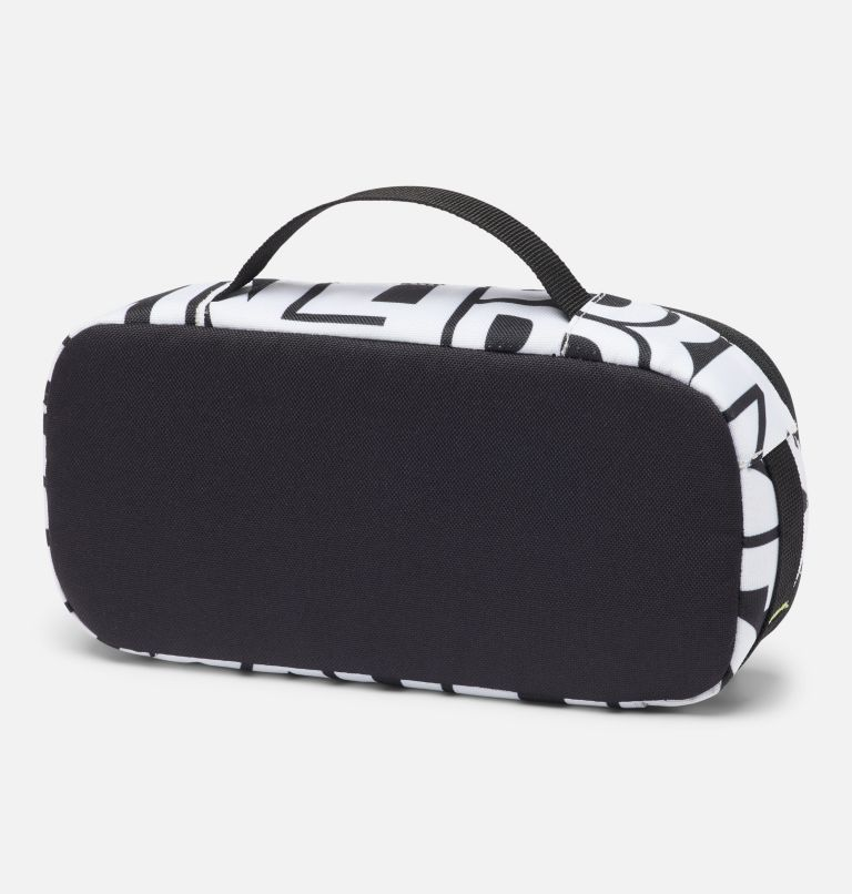 Accessory Case | 011 | O/S Sac pour accessoires, Black, White Typo, back