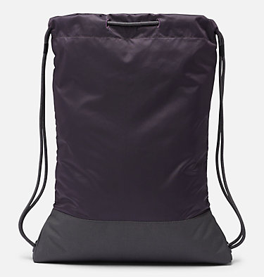Drawstring Pack Drawstring Pack | 511 | O/S, Dark Purple, Shark, back