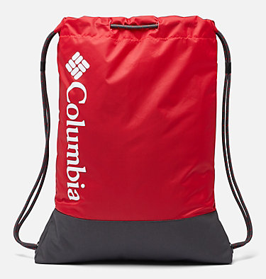 Drawstring Pack Drawstring Pack | 511 | O/S, Mountain Red, Shark, front