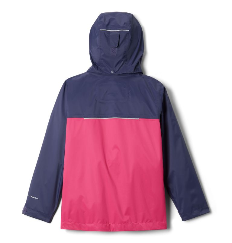 Simpson Sanctuary™ II Rain Set | 466 | S Youth Simpson Sanctuary™ II Rain Set, Nocturnal, Cactus Pink, a2