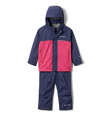 Toddlers' Simpson Sanctuary™ II Rain Set Simpson Sanctuary™ II Rain Set | 464 | 2T, Nocturnal, Cactus Pink, front