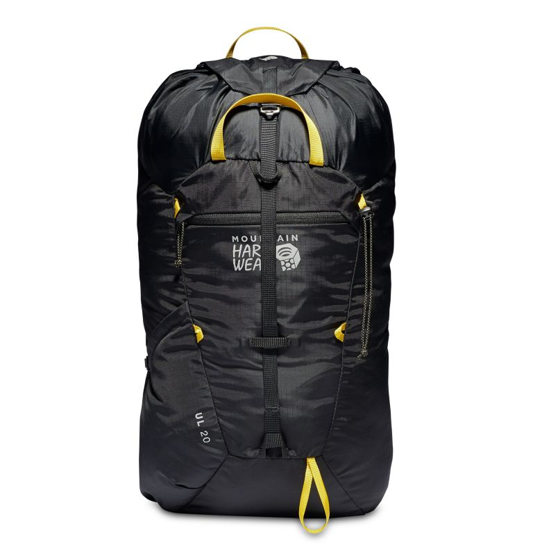 UL™ 20 Backpack | 010 | R UL™ 20 Backpack, Black, front