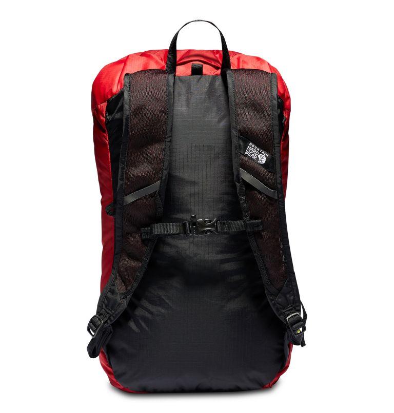 UL™ 20 Backpack | 675 | R UL™ 20 Backpack, Alpine Red, back