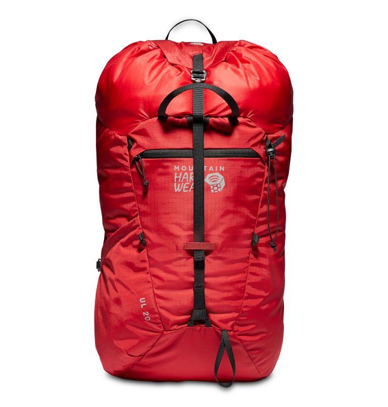 UL™ 20 Backpack | 675 | R UL™ 20 Backpack, Alpine Red, front