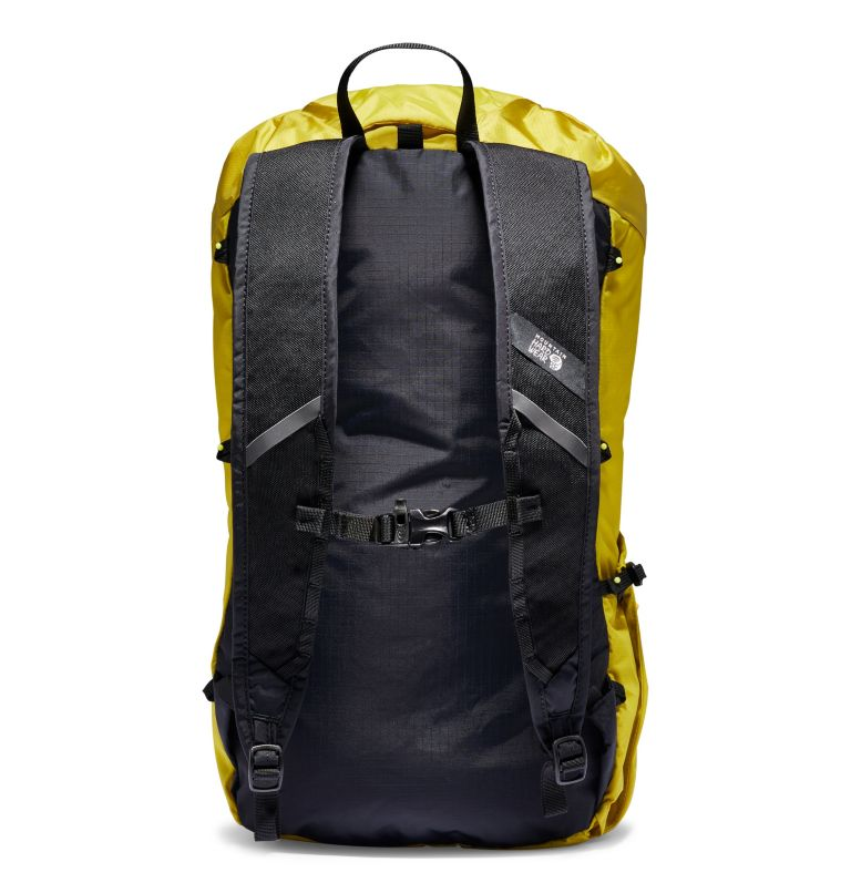 UL™ 20 Backpack | 794 | R UL™ 20 Backpack, Citron Sun, back