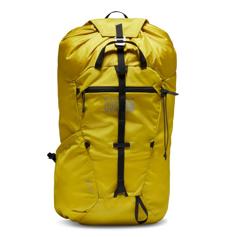 UL™ 20 Backpack | 794 | R UL™ 20 Backpack, Citron Sun, front