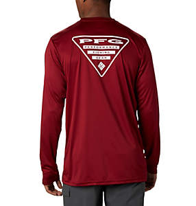 Men's PFG Terminal Tackle™ Destination Long Sleeve Shirt