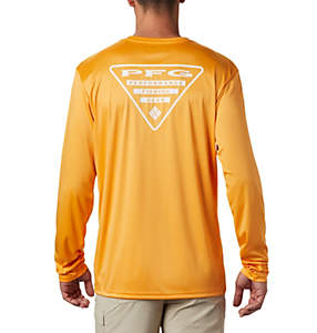 Men's PFG Terminal Tackle Destination Long Sleeve Shirt