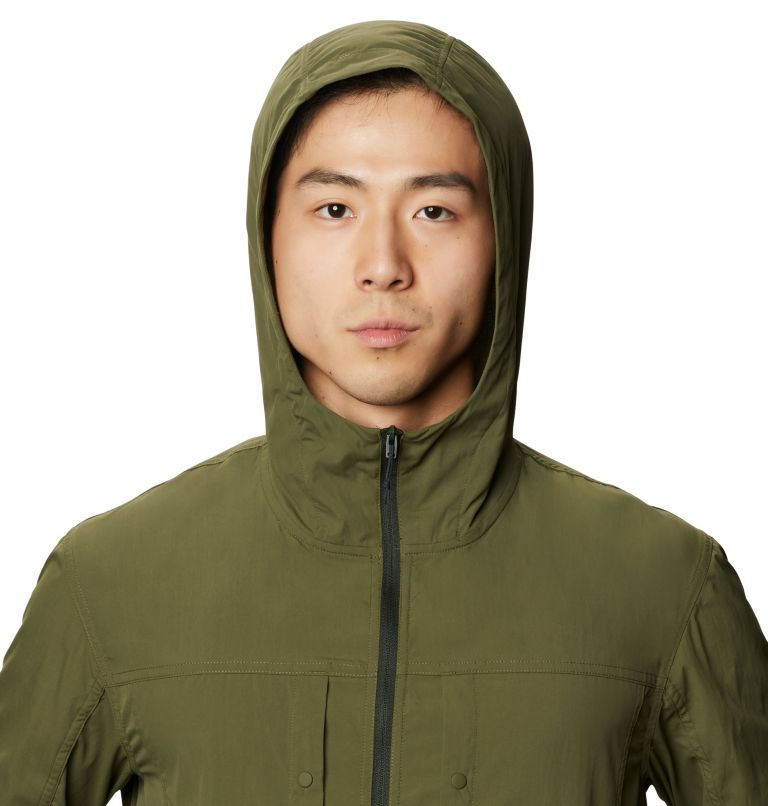 Echo Lake™ Hoody | 306 | S Men's Echo Lake™ Hoody, Dark Army, a2